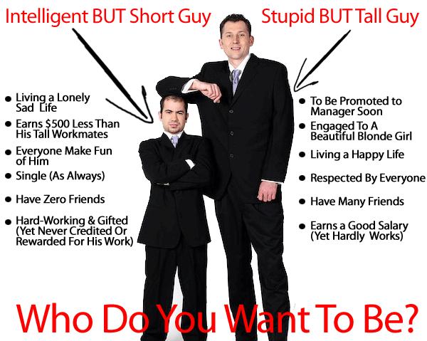 Grow Taller 4 Idiots Review