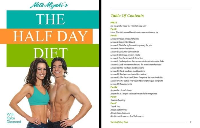 Half Day Diet Program