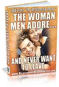 woman men adore