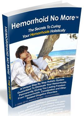Hemorrhoid No More eBook