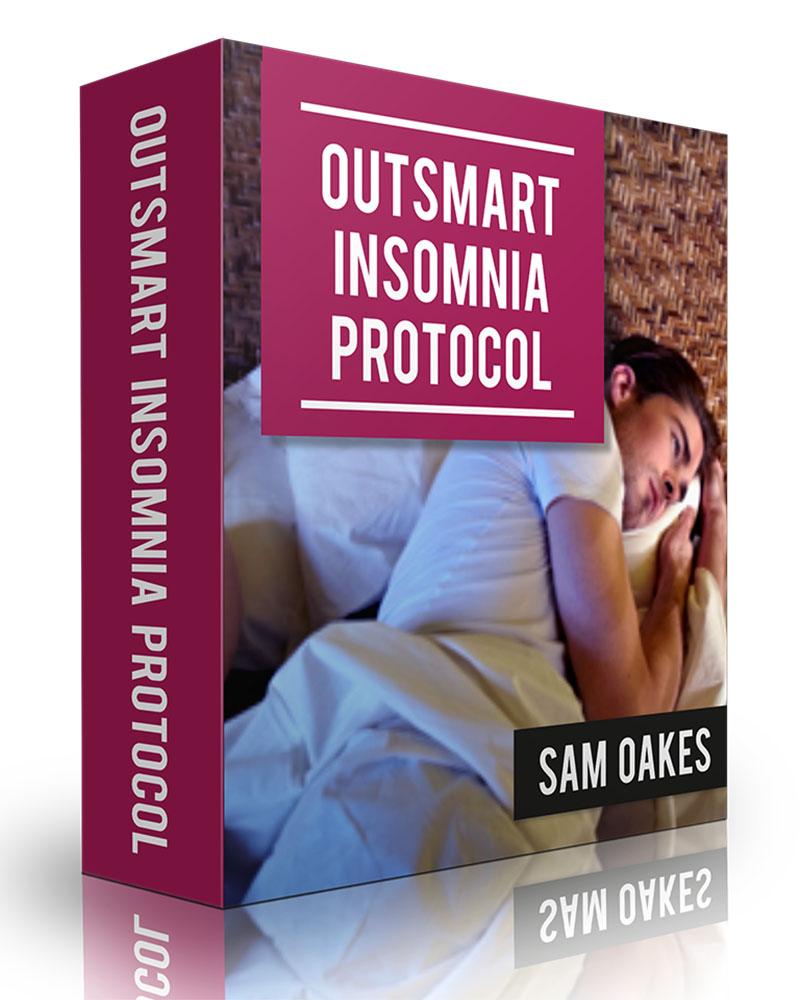 Outsmart Insomnia Protocol Book