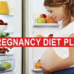 Best Pregnancy Diet Plan - What to eat when pregnant