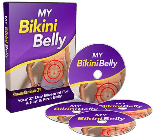 My Bikini Belly Ebook
