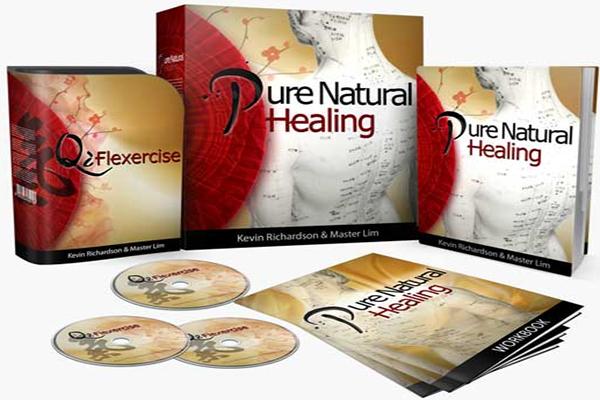 Pure Natural Healing Ebook