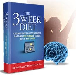 3 Week Diet Mindset And Motivation Manual