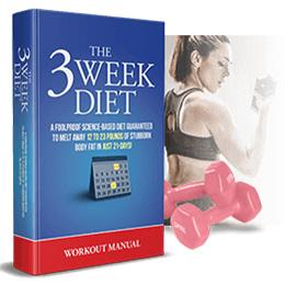 3 Week Diet Workout Manual