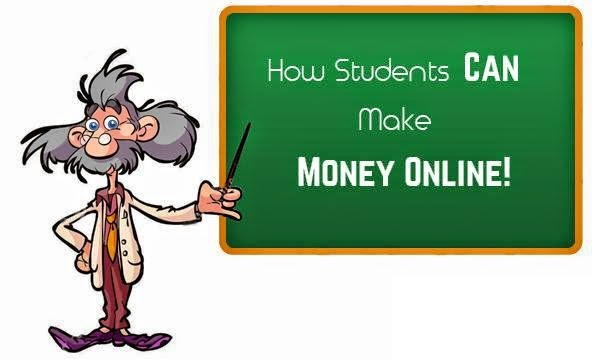 how students can make money