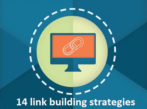 14 link building strategies