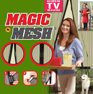 magic mesh review