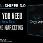Google Sniper 3.0 Review. Scam or Legit ?