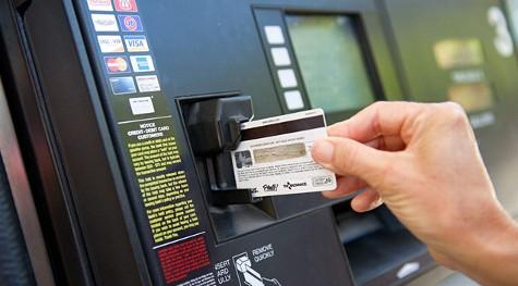 gas credit card
