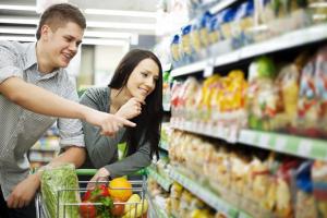 Saving Money at the Supermarket