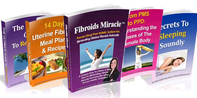 Fibroids Miracle bonus