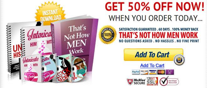 That's Not How Men Work Guarantee