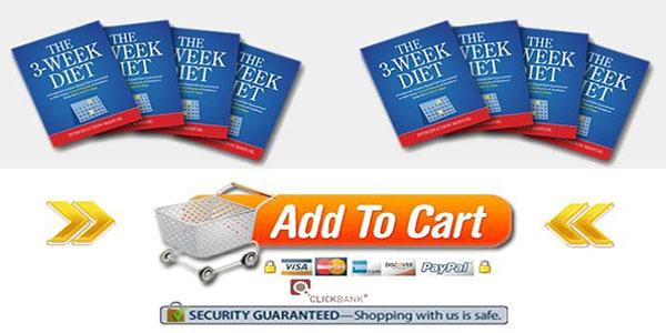 Buy 3 Week Diet System
