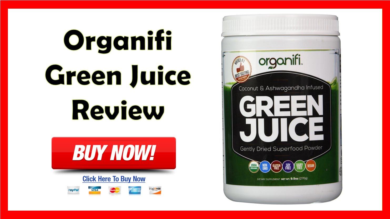 Organifi Green Juice Where To Buy