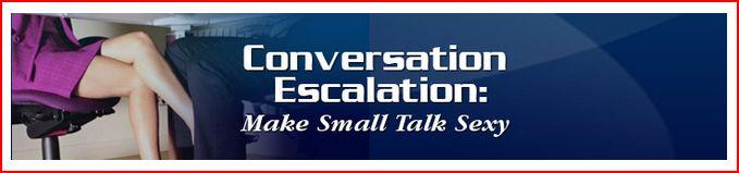 Make Small Talk Sexy Program