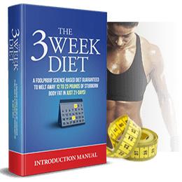 3 Week Diet Introduction Manual