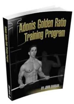 Adonis Golden Ratio eBook
