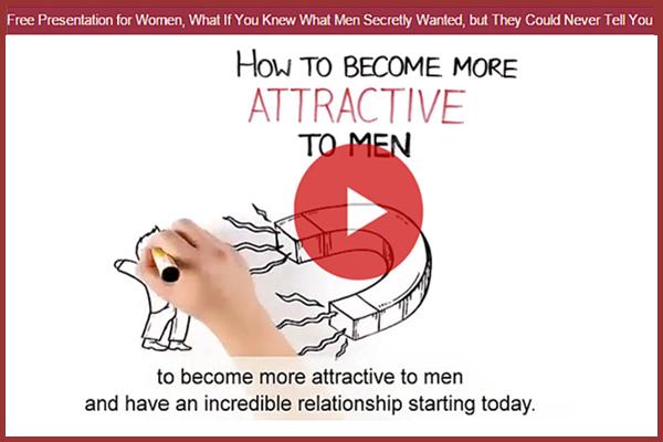 What Men Secretly Want Guide
