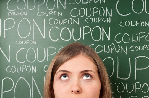make money with coupon website