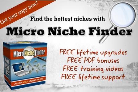 micro niche finder review