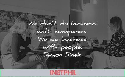 business quotes companies people simon sinek wisdom group